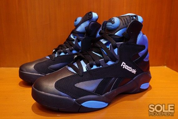 Reebok Shaq Attaq Retro - Black - Azure Blue - SneakerNews.com ... a47d5da37
