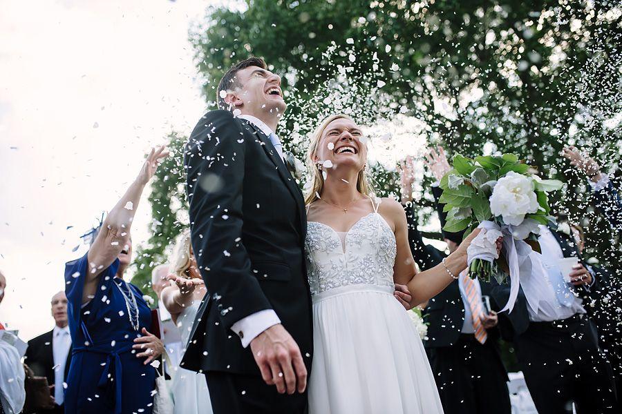 Lakeside Wissouta wedding - Chippewa Valley wedding ...