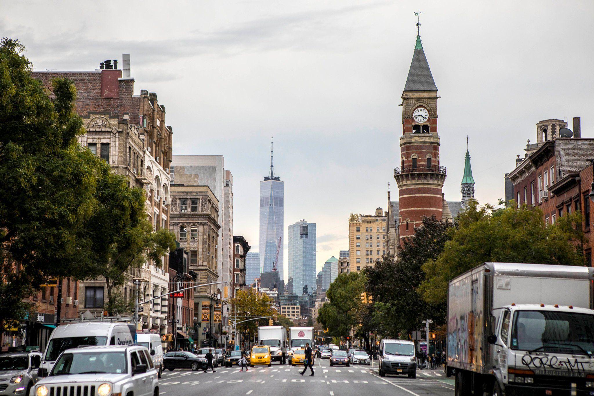Living In Greenwich Village Published 2017 Greenwich Village Nyc Neighborhoods Village
