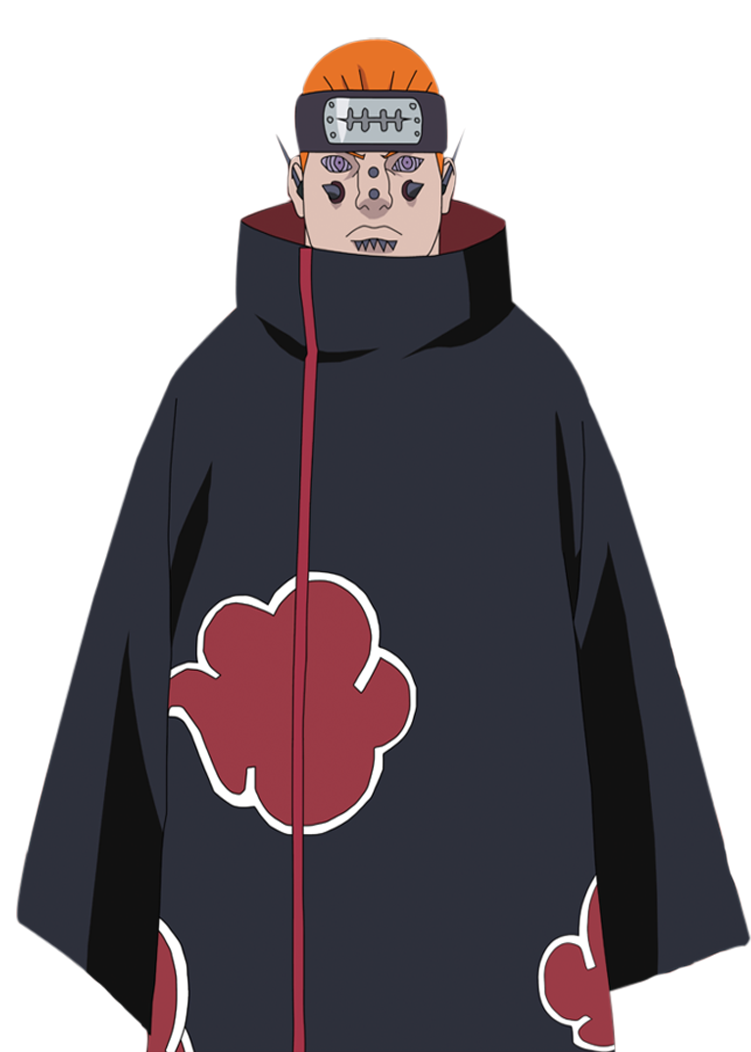Full Body Akatsuki Pain