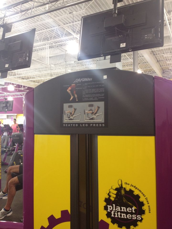 Seated Leg Press Planet Fitness Workout Seated Leg Press Leg Press