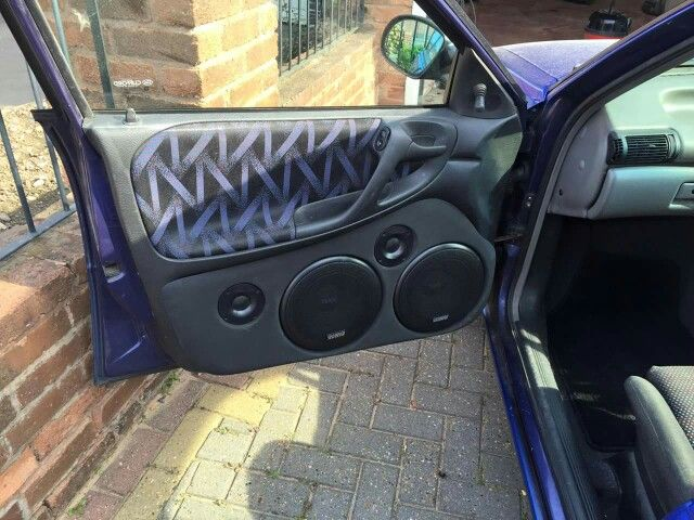Mk3 astra door for 2 8s and 2 tweeters by Paul Coughlan & Mk3 astra door for 2 8s and 2 tweeters by Paul Coughlan | Car audio ...