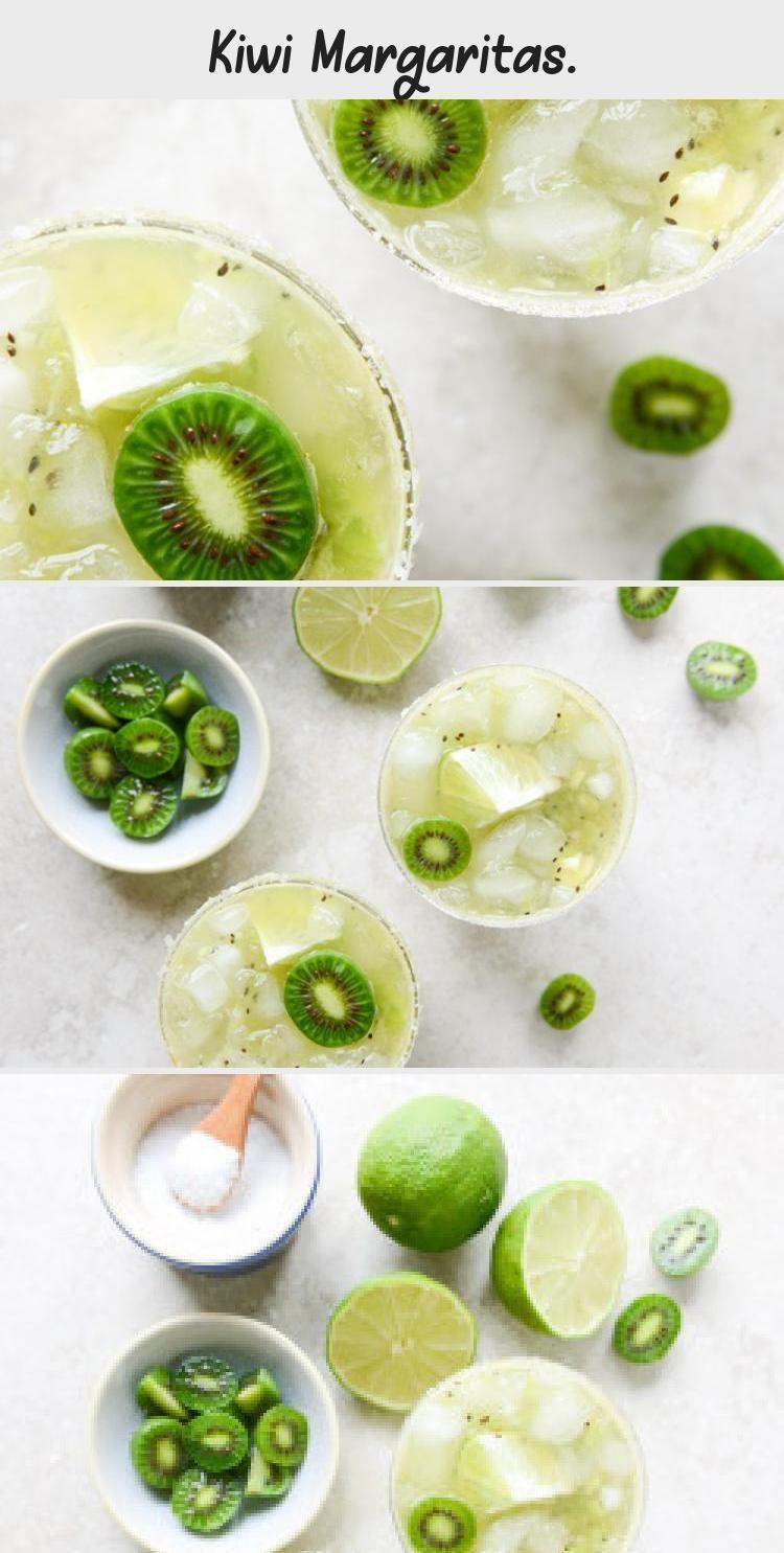 Kiwi Margaritas. - RECIPES