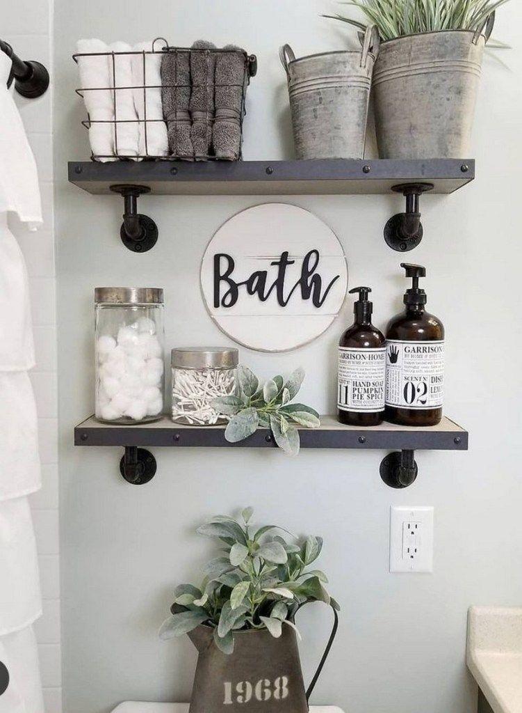 Photo of 51 Most Popular Small Bathroom Designs On a Budget 2019 #bathroomdecor #smallbat…,  #Bathro…