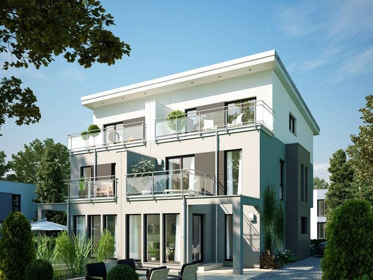 celebration 110 v7 xl bien zenker fertighaus immobilien pinterest. Black Bedroom Furniture Sets. Home Design Ideas