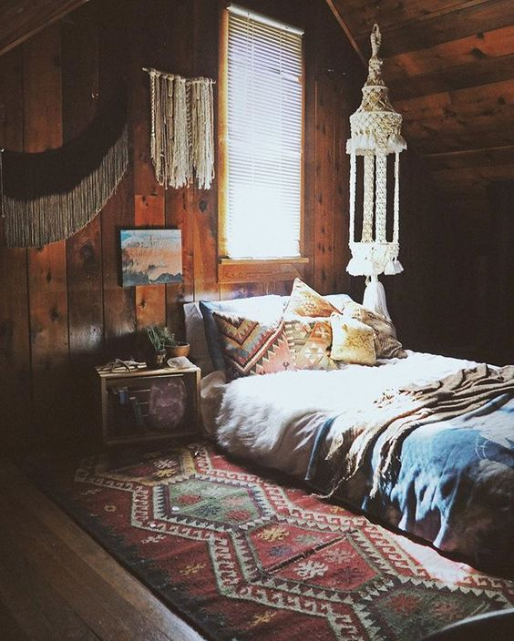 Ordinaire GypsyYaya  Perfectly Layered Bohemian Bliss Aztec Bedroom, Gypsy Bedroom,  Aztec Bedding, Hippie