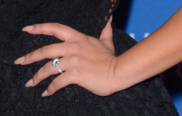 Is Adrienne Bailons 750000 Engagement Ring the most expensive