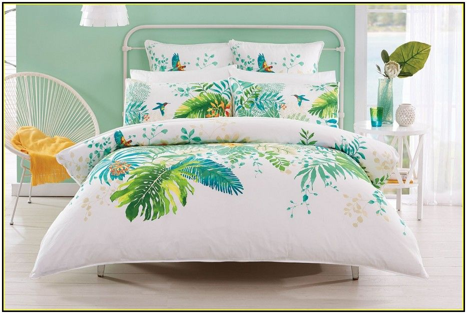 Duvet Cover Sets King Size Tropic