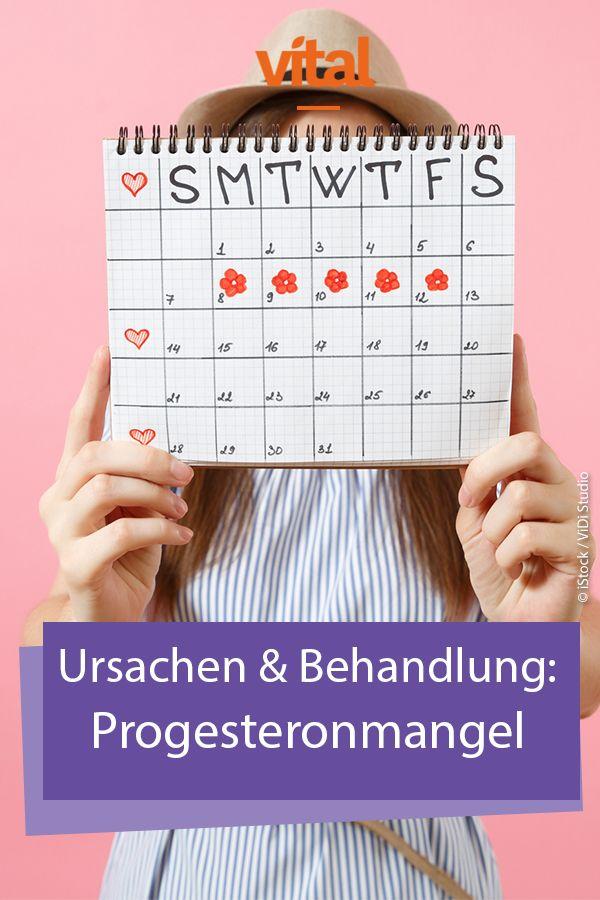 Progesteronmangel erkennen und behandeln | Kinderwunsch tipps, Hormonsystem, Gelbkörperschwäche