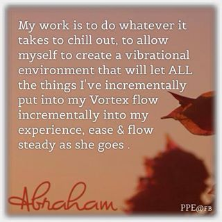 Risultati immagini per my work is to do whatever it takes to chill out to allow abraham