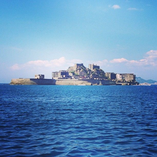 "Japan's Abandoned ""Battleship Island"""