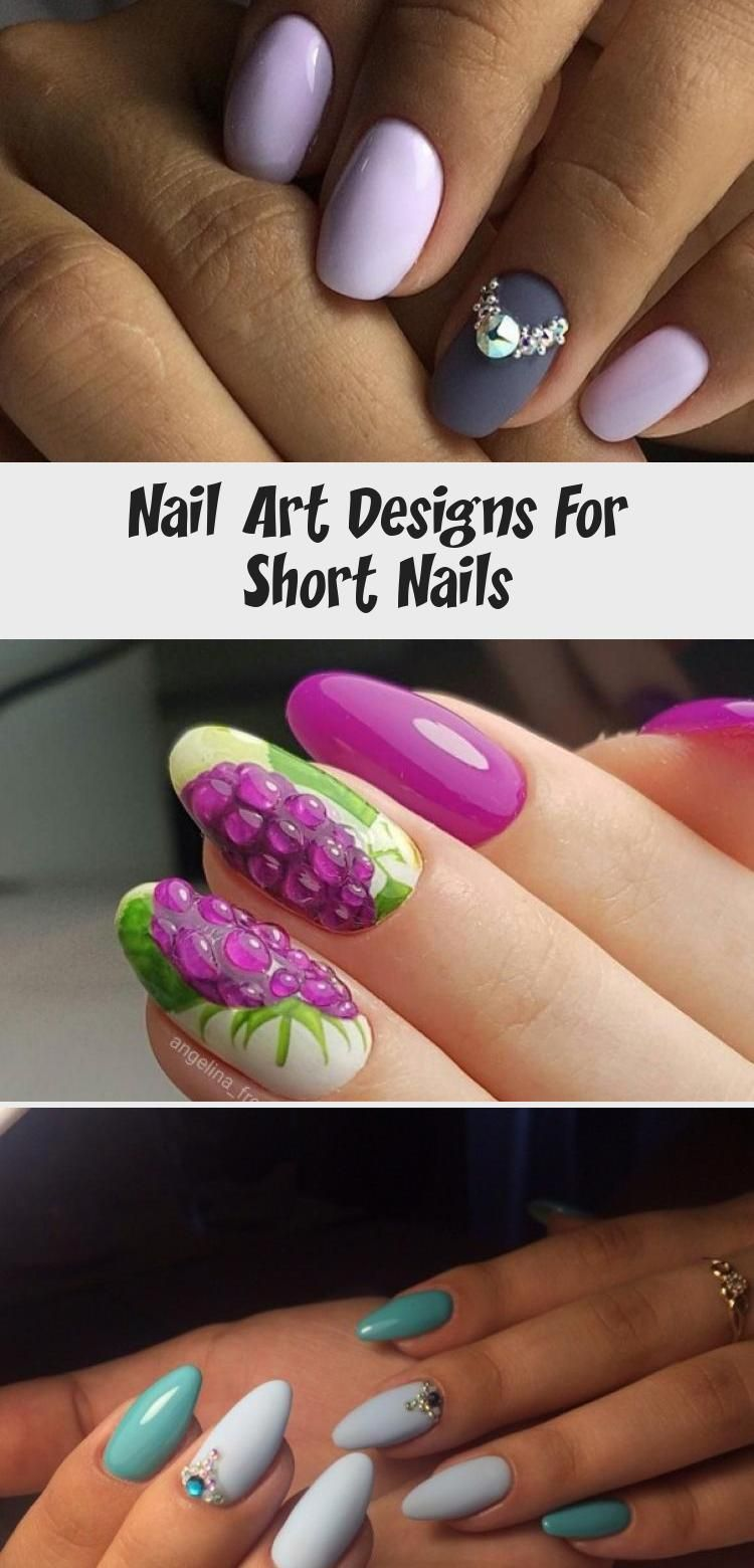 Photo of Nail Art Designs For Short Nails – Nail Art