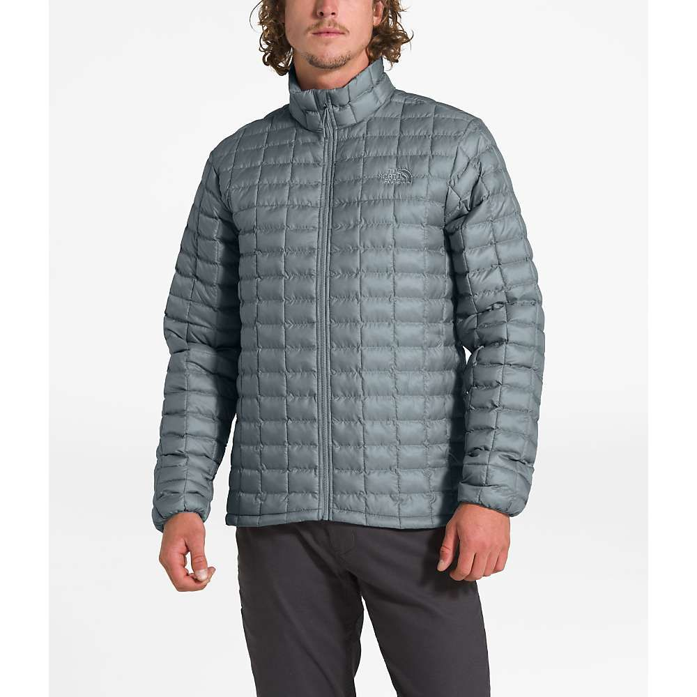 The North Face Men S Thermoball Eco Jacket North Face Mens The North Face Packable Jacket [ 1000 x 1000 Pixel ]