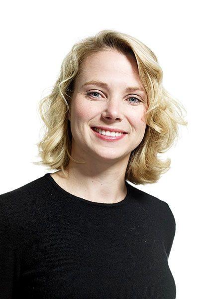 Marissa Mayer, la ceo hot de Yahoo | Marissa Mayer, Tech