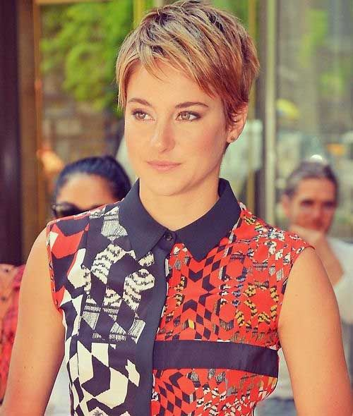 Best Pixie Cut Straight Hair Short Sassy Pixie Pinterest
