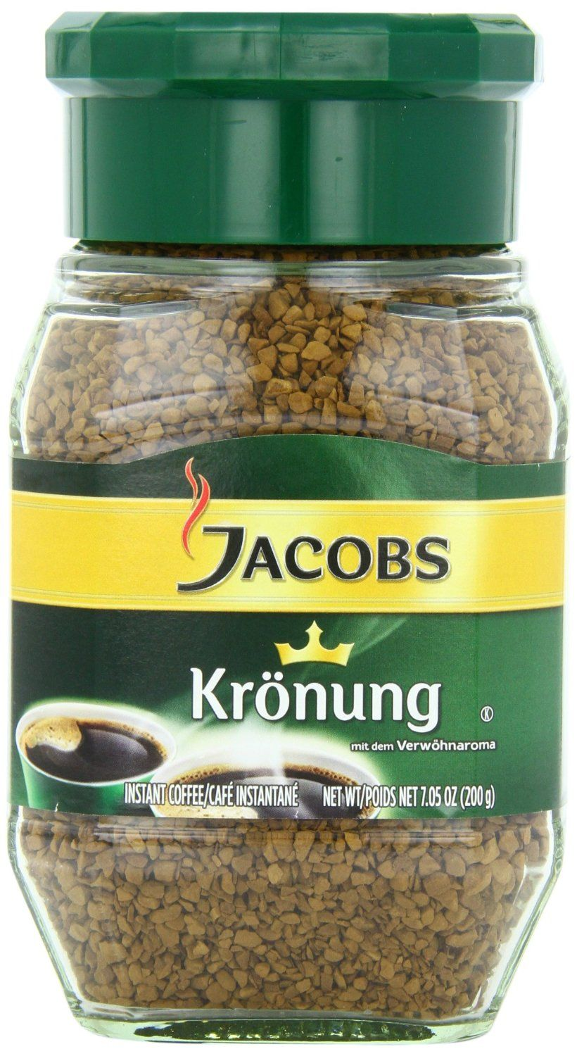 Jacobs Kronung Decaffeinated Busts Myths about Decaffeinated Coffee