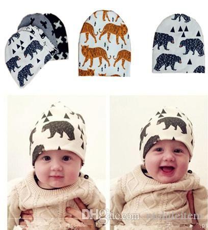 Online Cheap Newborn Winter Hats Beanies Hats Caps Children S Caps   Hats  Top Hats Baby Cap Boy Hat Grils Hat Kids Caps Hat Baby Cotton Cartoon Baby  Warm By ... 4f79f2c10a9