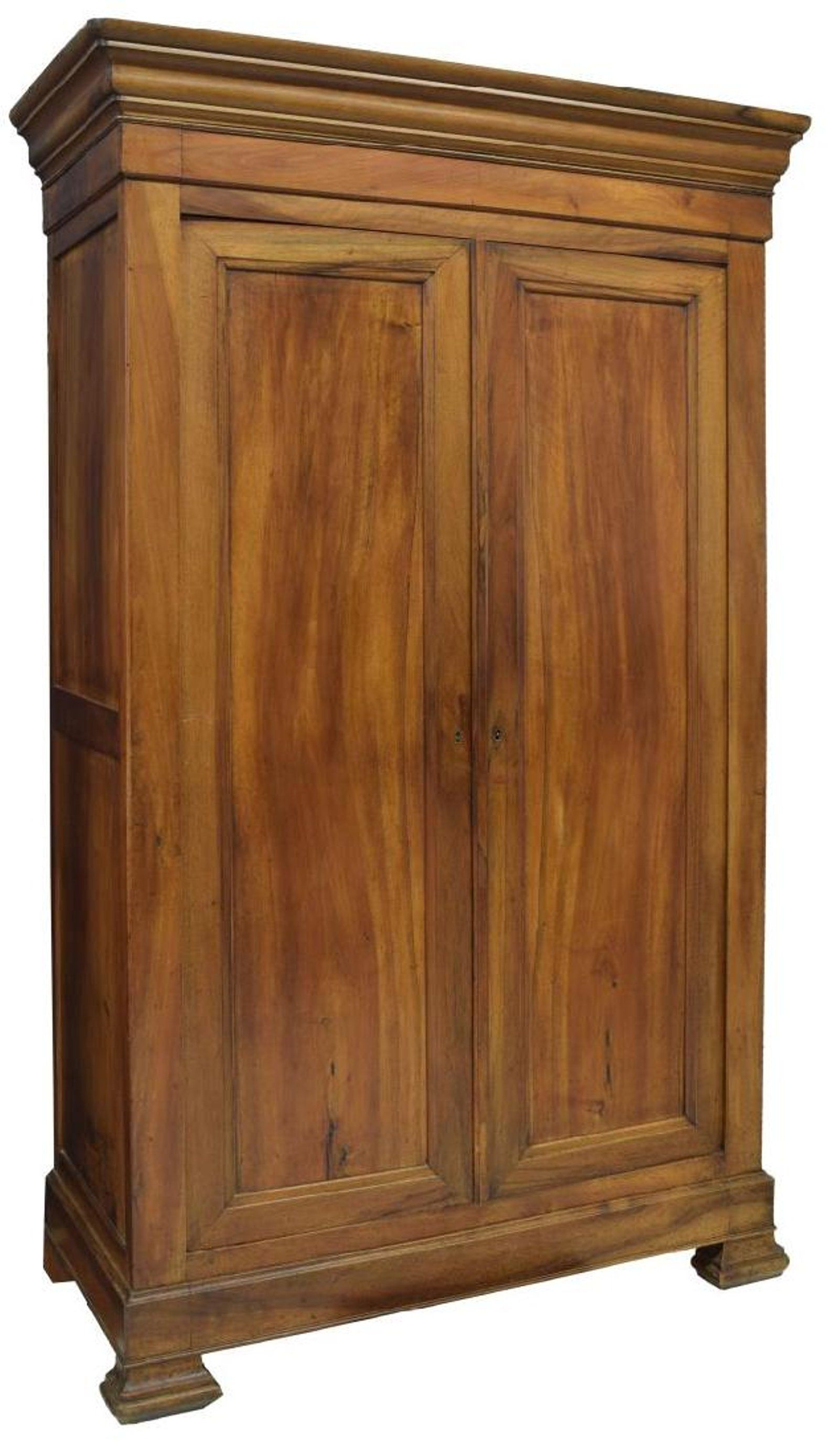 French Louis Philippe Walnut Armoire 19th C With Images