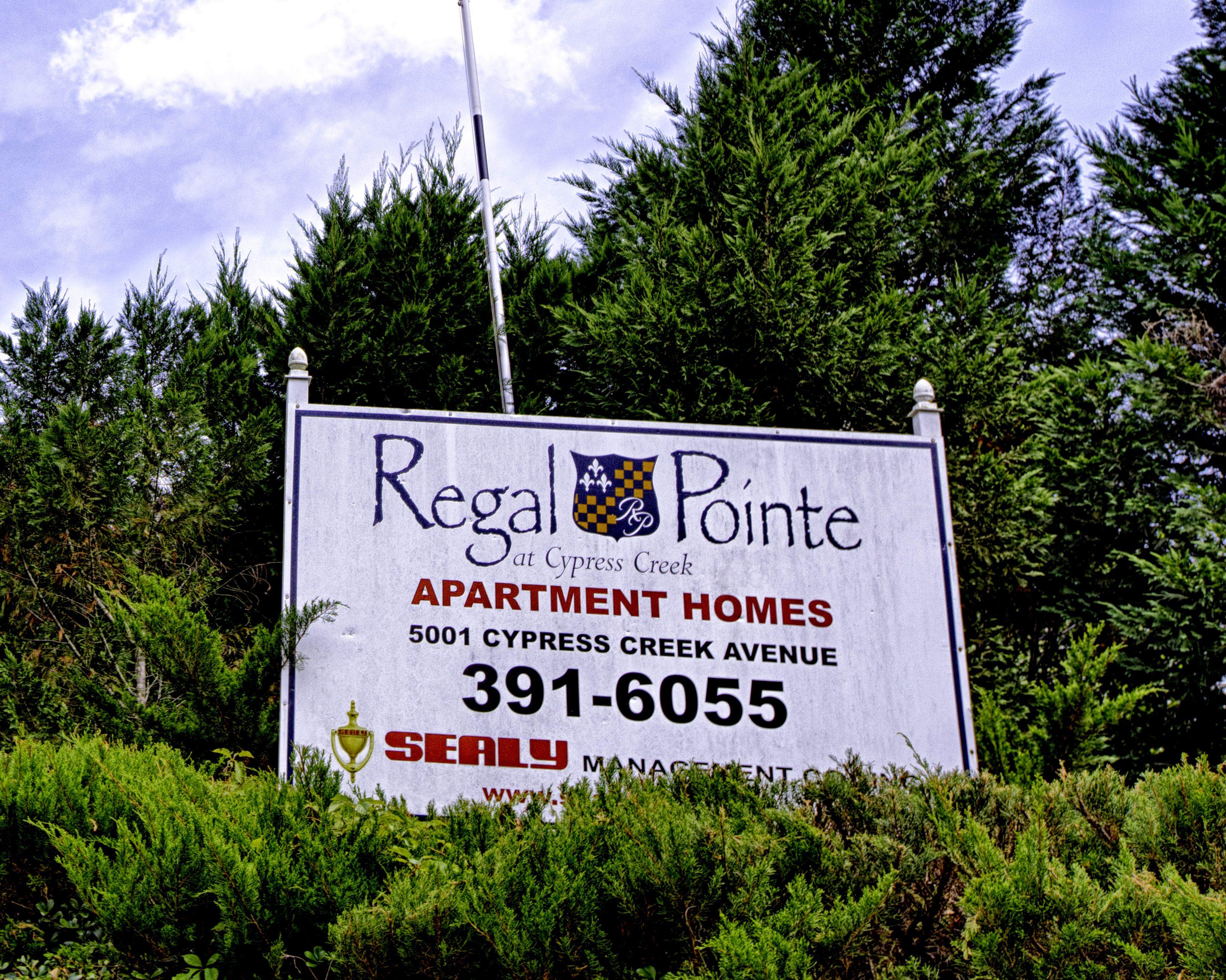 Live like Royalty!! @ #RegalPointeApartments 5001 Cypress ...