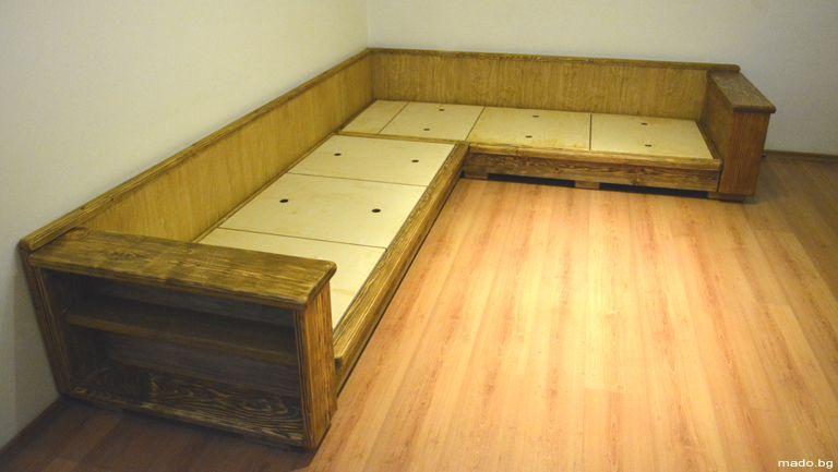 Description L Shaped Sofa Size Left 220 H 90cm Right 245