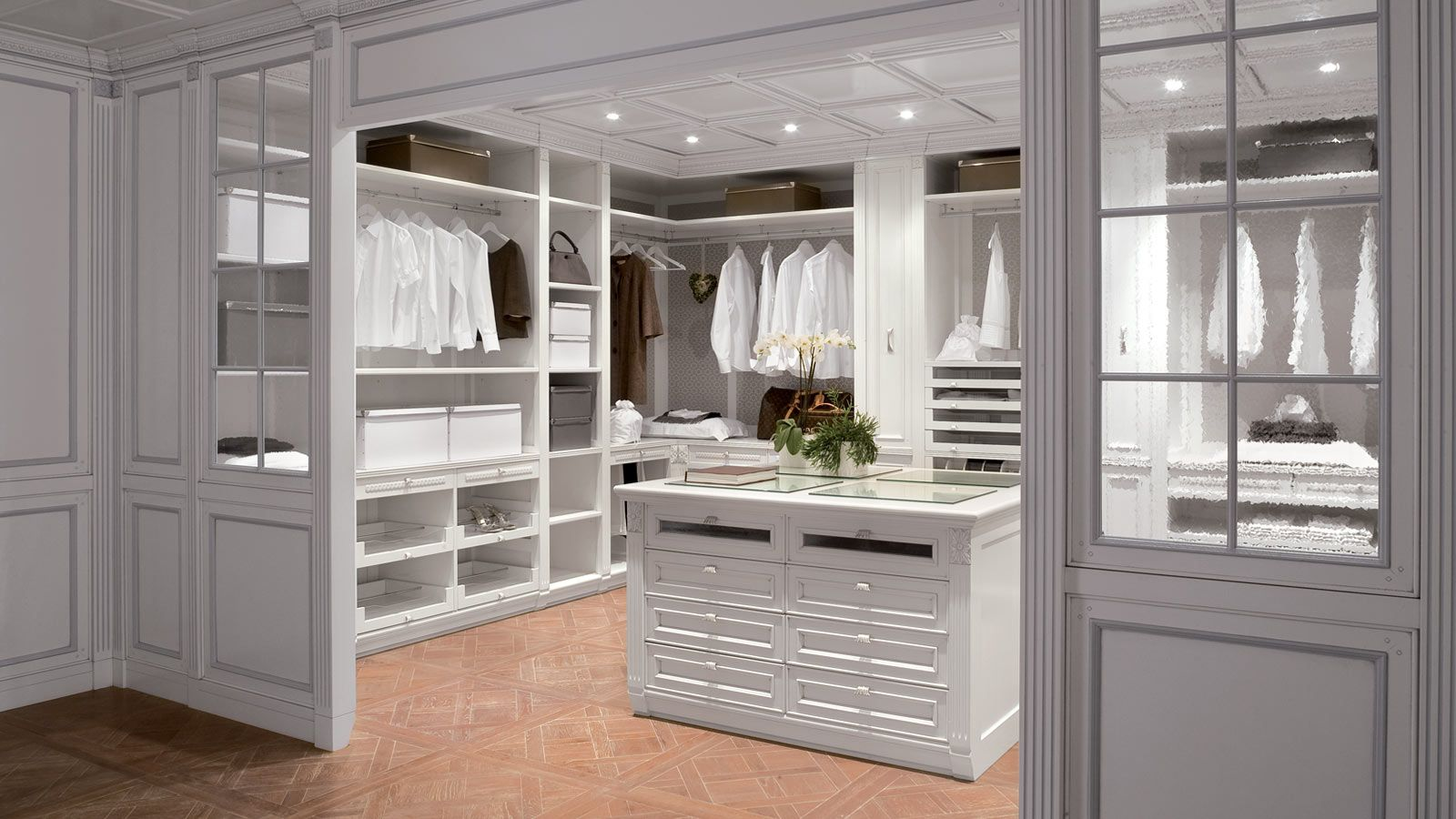 17 Best images about Walk-ins on Pinterest | Shoe closet, The closet and  Dream closets
