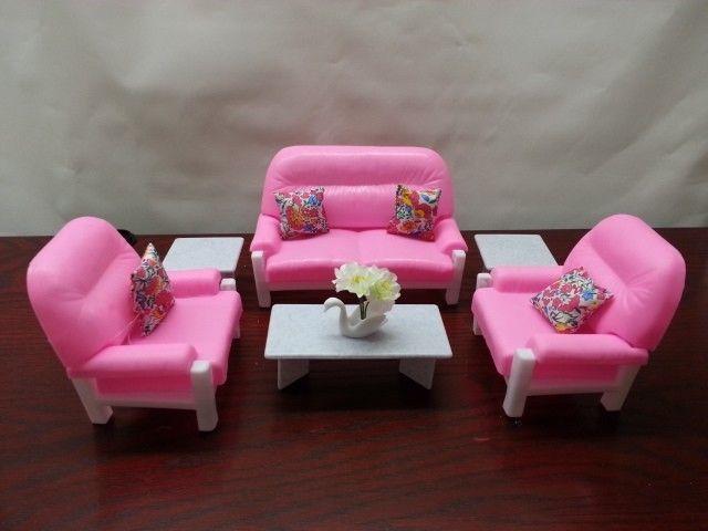 1//12 Dollhouse Miniature Furniture Wooden Deluxe Kitchen Set Funiture Food