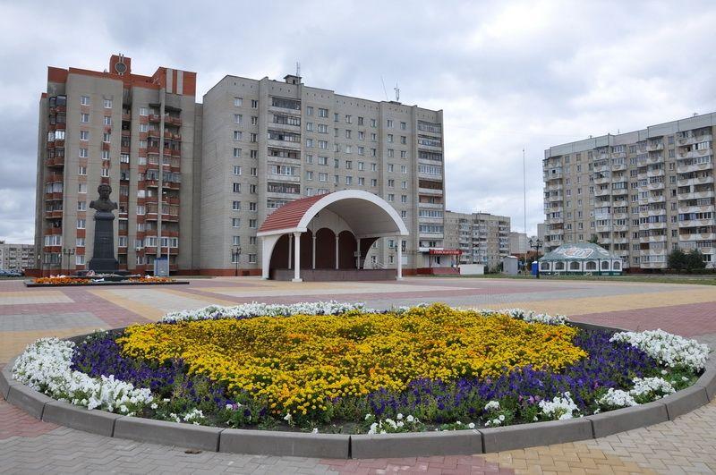 Картинки губкина белгородской области, открытки большое
