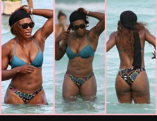 Serina Williams Built Strong Serena Williams Body Porsha