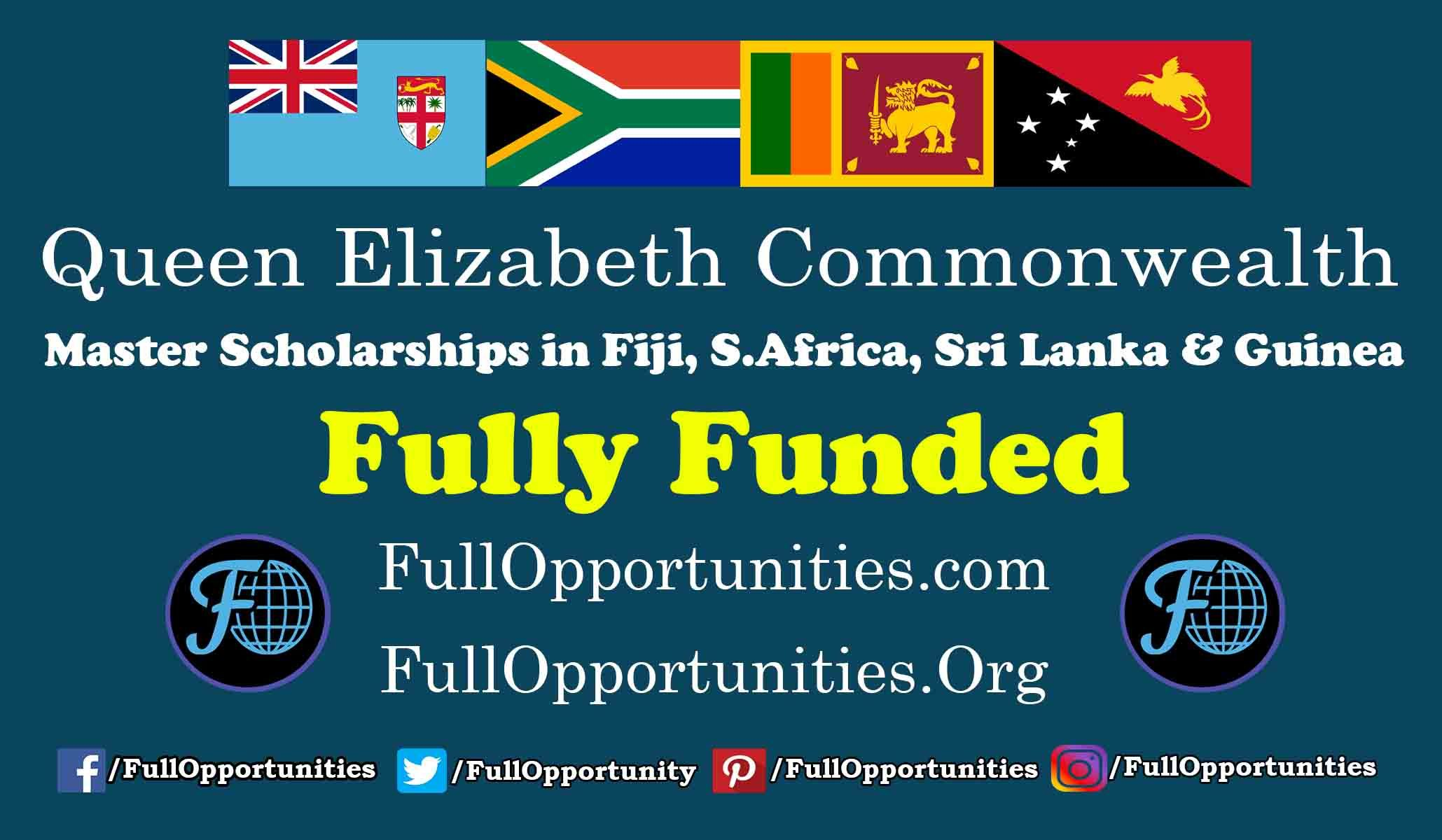 Full Tuition 2021 Scholarships In South Africa