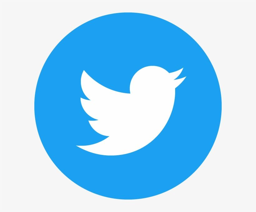 Download Twitter Social Media Apps Logo PNG image for