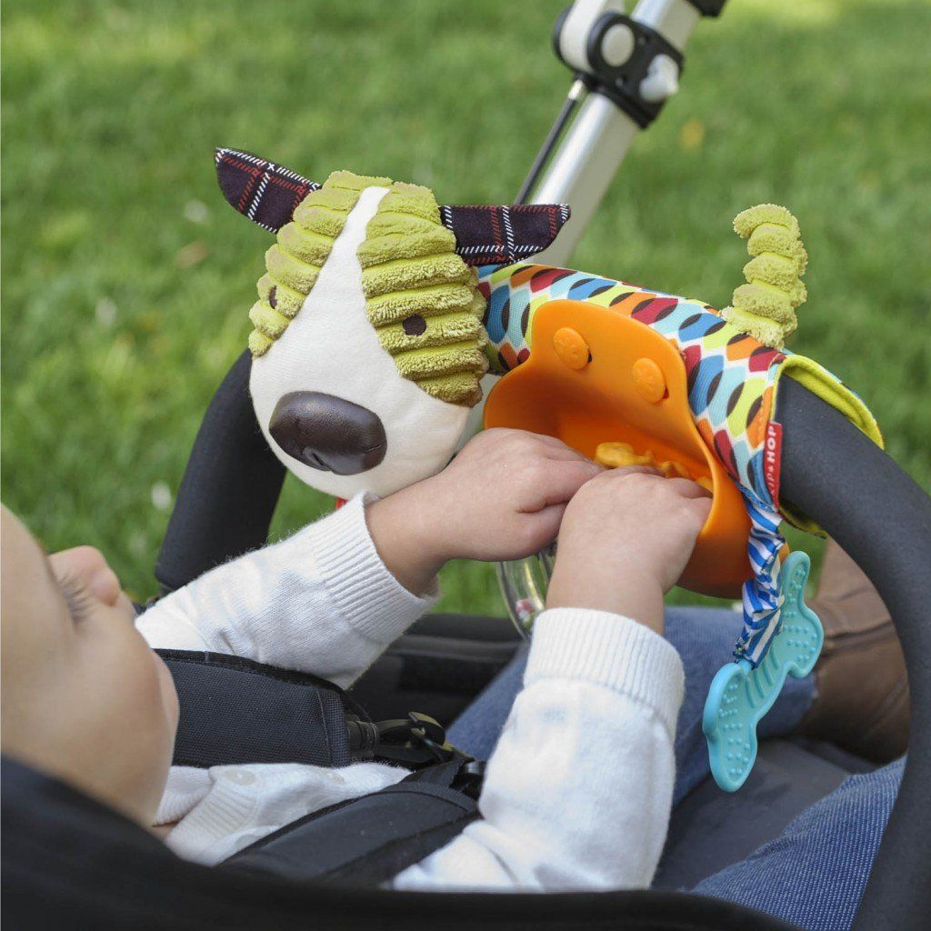 Skip Hop | Puppy Stroller Bar Snack Toy