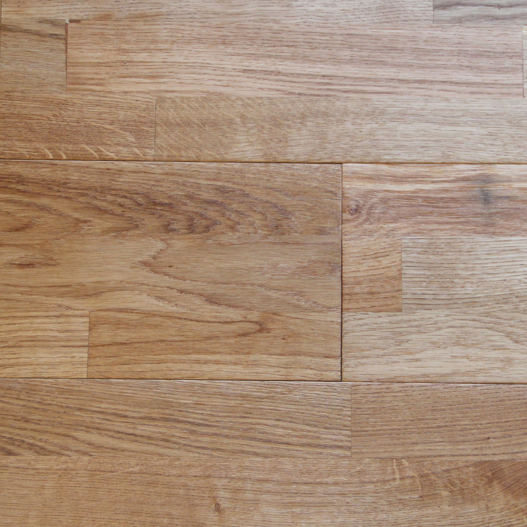 Colours Barcarolle Natural 3 Strip Solid Oak Flooring 1.26 m Pack |  Departments | DIY at