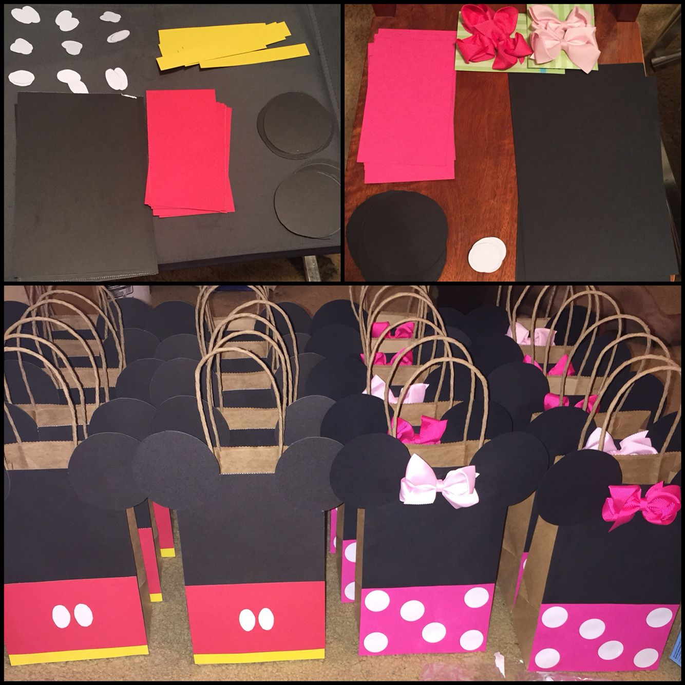 Made These Goody Bags For A 2 Year Old Boys Birthday Party