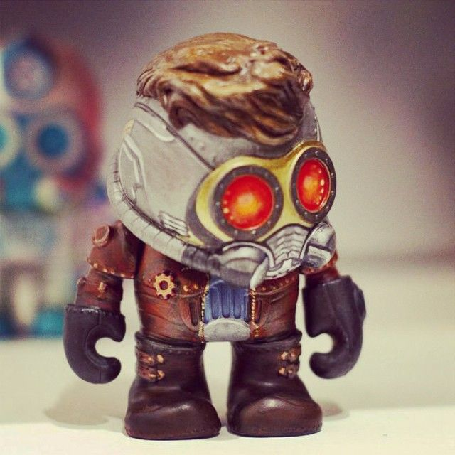 Special custom Star Lord!