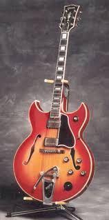 JVGuitars BYRDLAND Tailpiece GOLD for Gibson Byrdland  guitar  WoW