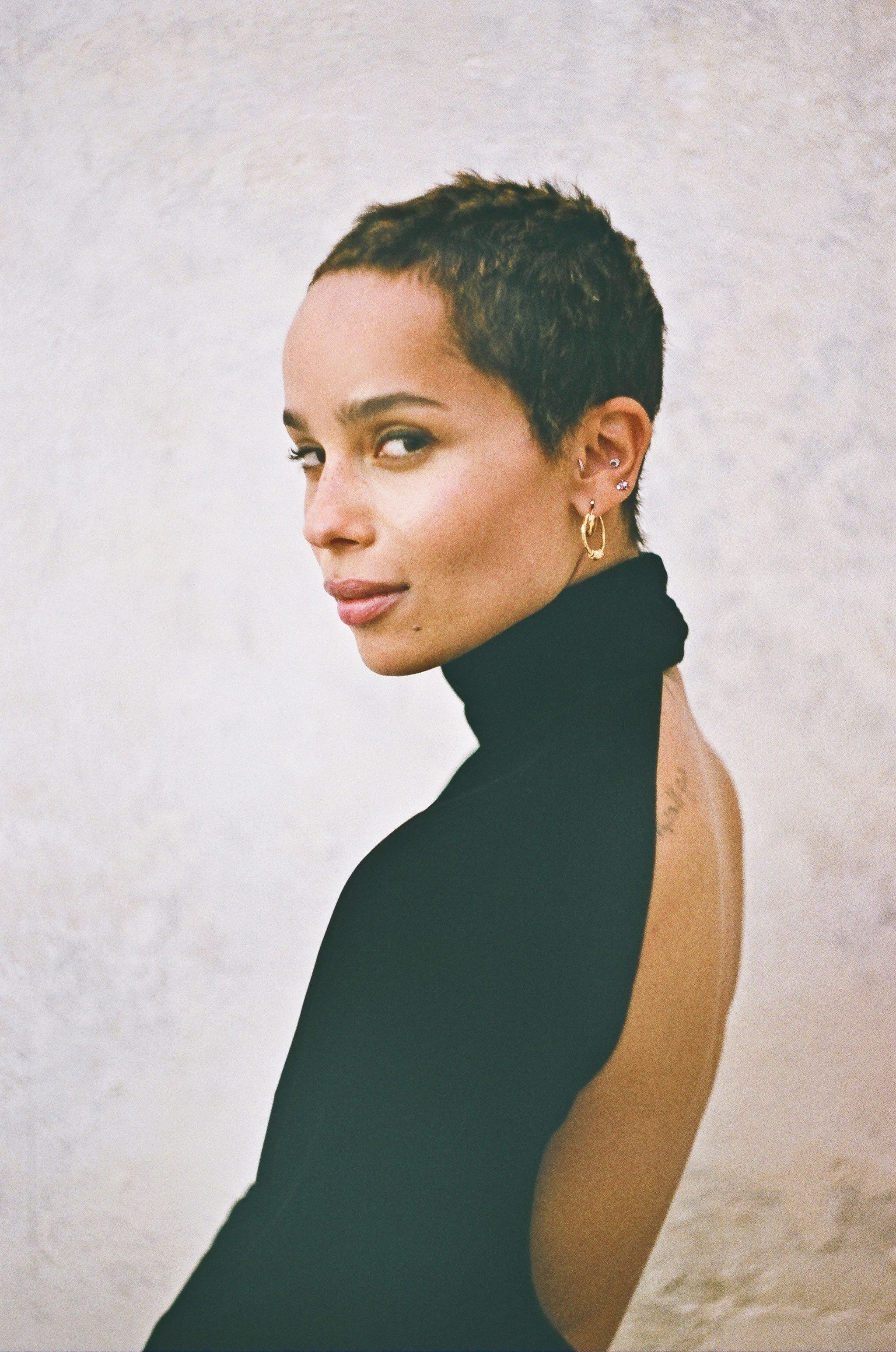Image result for zoe kravitz short hair pinterest zoe kravitz