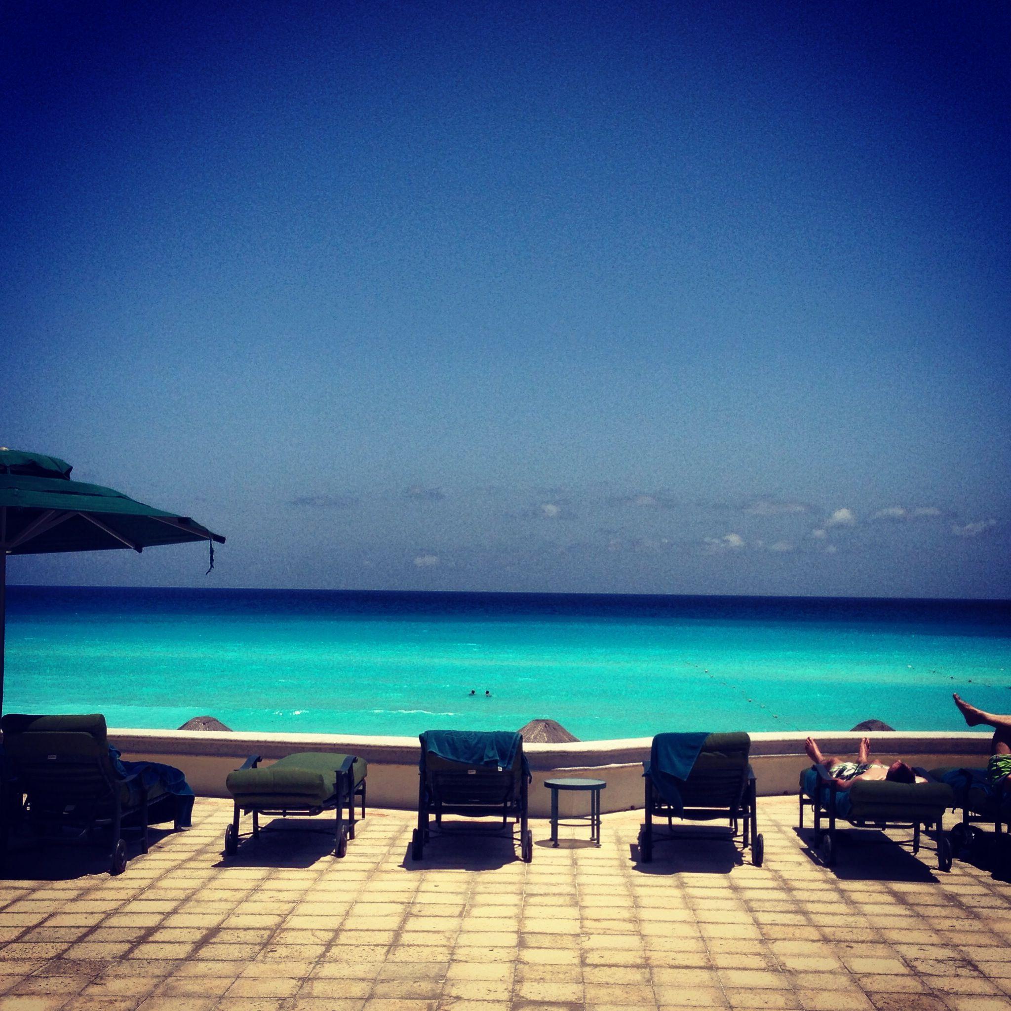 Cancun. JW Marriott. My New Favorite Place.