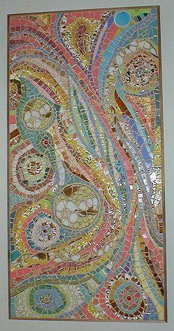 PRETTY! tile mosaic