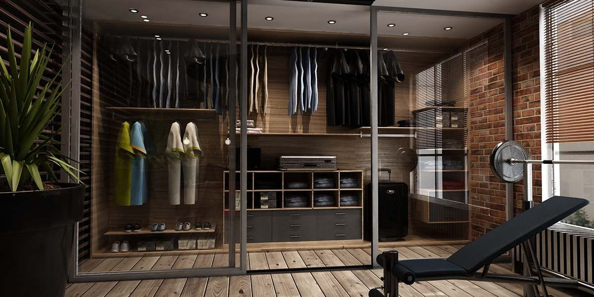 dressing-room-design | minimalisti | pinterest | studios