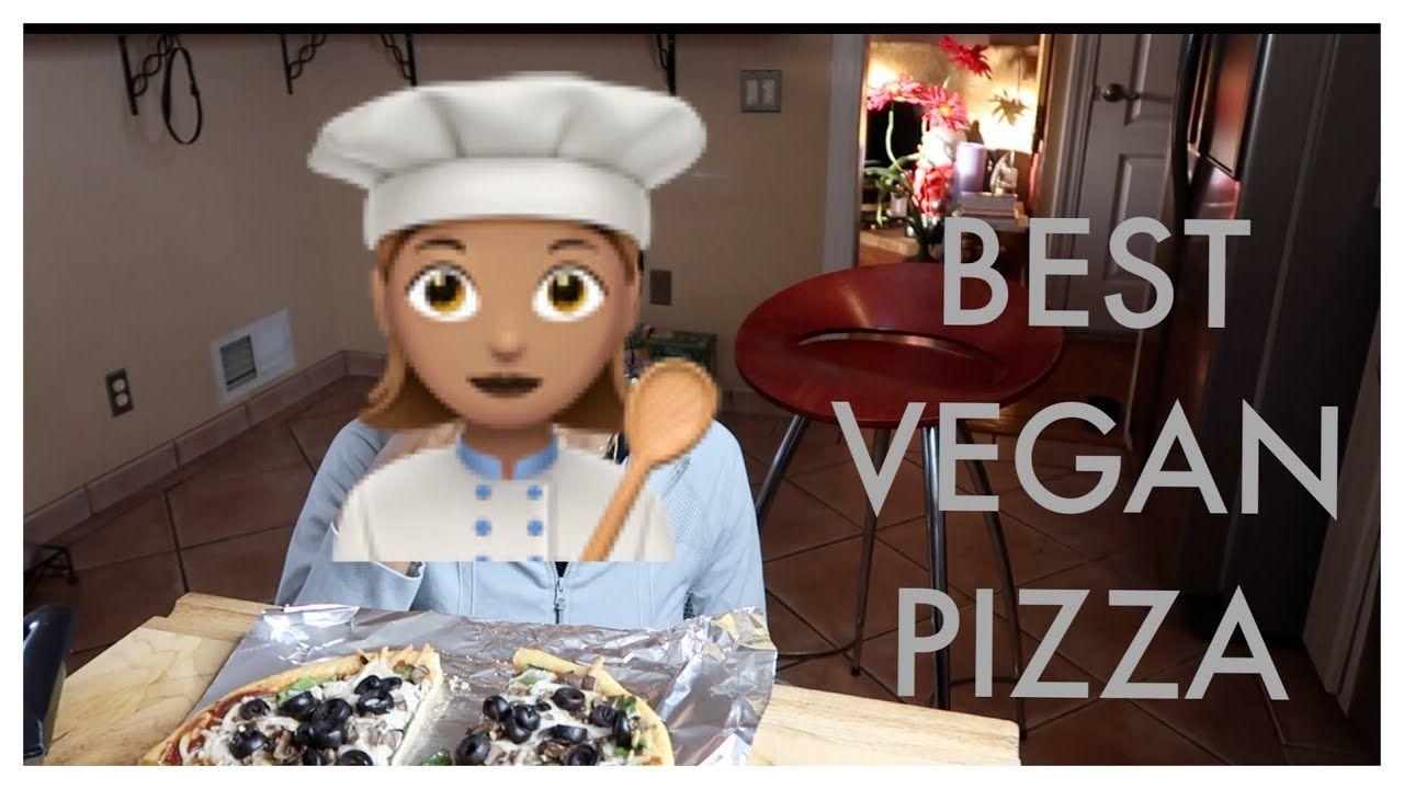 VLOGMAS DAY 8 DINNER ON THE GO Vegan pizza, Vegan, Make