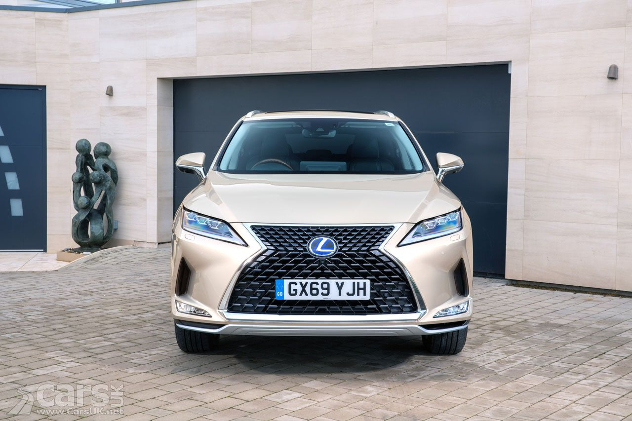 Lexus Rx And Rx L And The Lexus Is Get Updates For 2020 Lexus Cars Uk Apple Car Play
