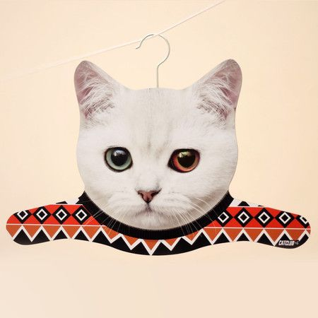 Cabide de gatinho Oliver