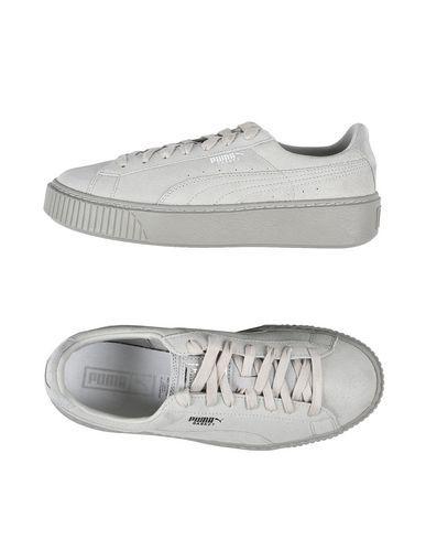 puma donna zeppa sneakers