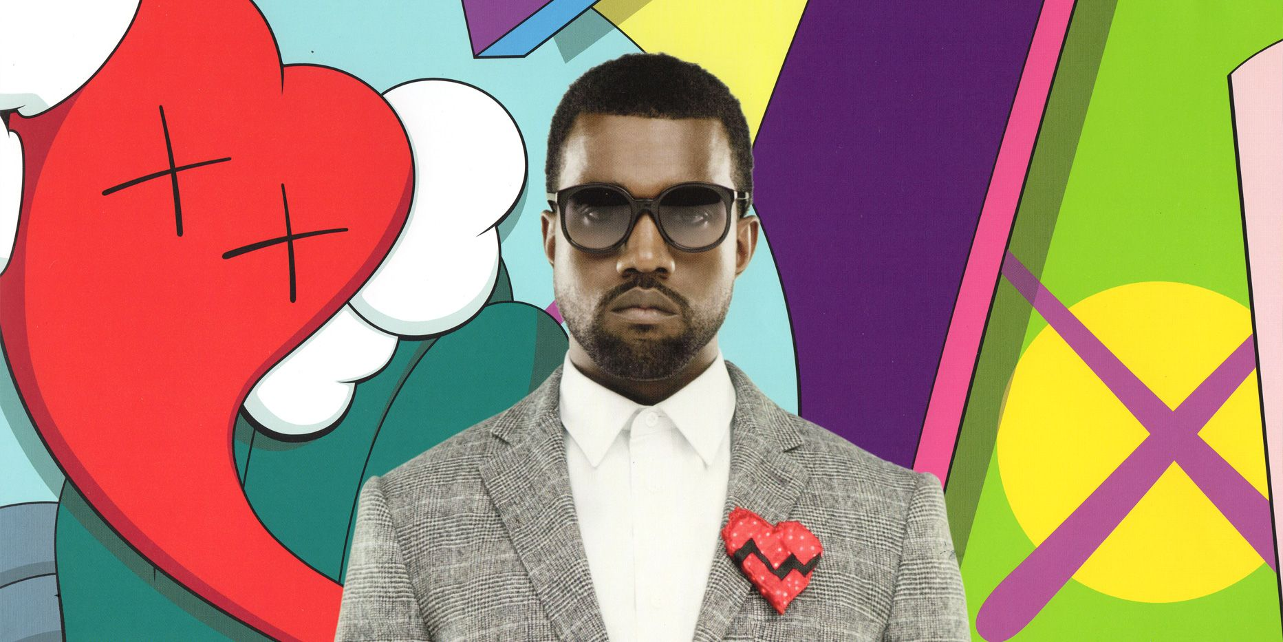 The Coldest Story Ever Told The Influence Of Kanye West S 808s Heartbreak Kanye West Album Cover Kanye West Albums Kanye West