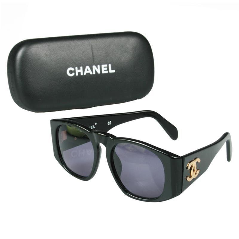 329e62dbd1c Vintage CHANEL Sunglasses
