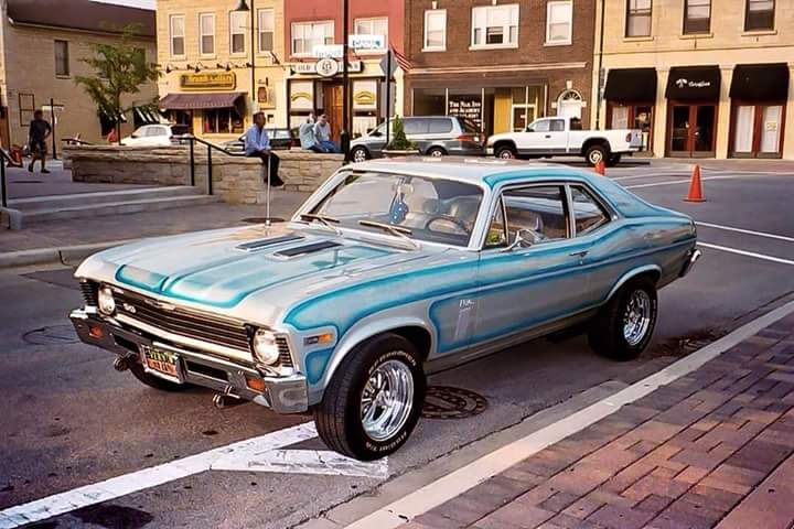 Automotive Randoness Chevy Nova Hot Rides Chevy