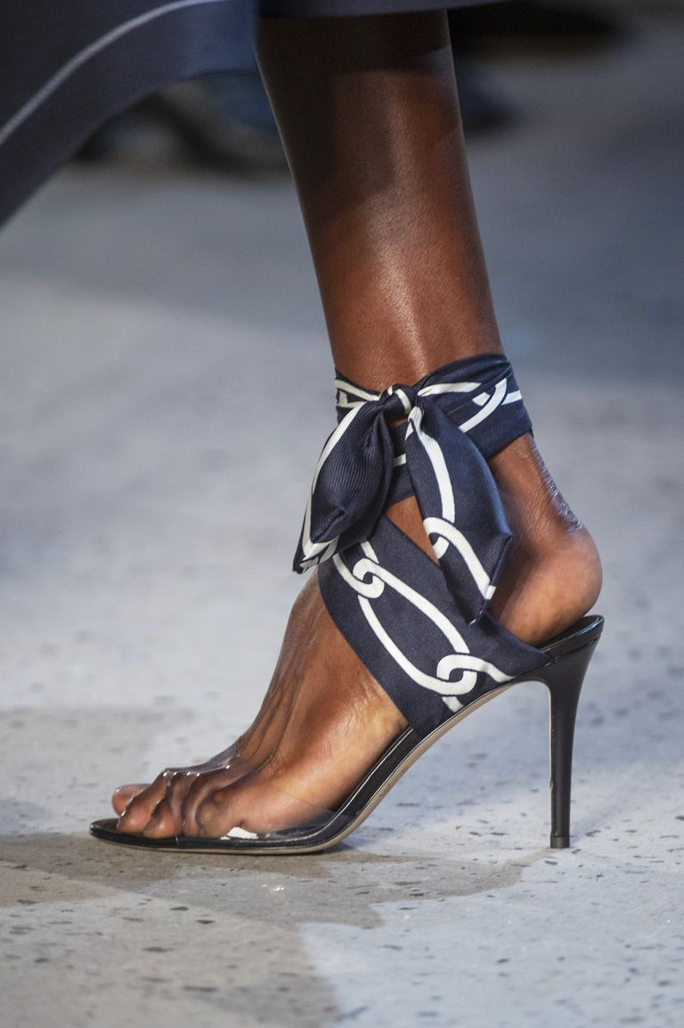 3f6b2dac6a Best Spring 2019 Runway Shoes - Spring 2019 Shoe Trends at Fashion Week