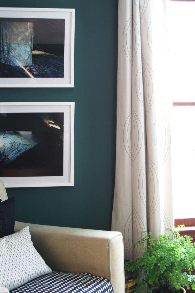 Pintura Verde Petroleo