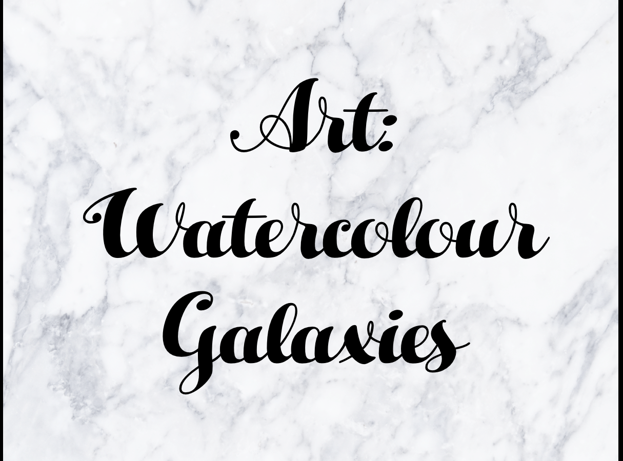 Pin by jessica ottewell on art watercolour galaxies pinterest