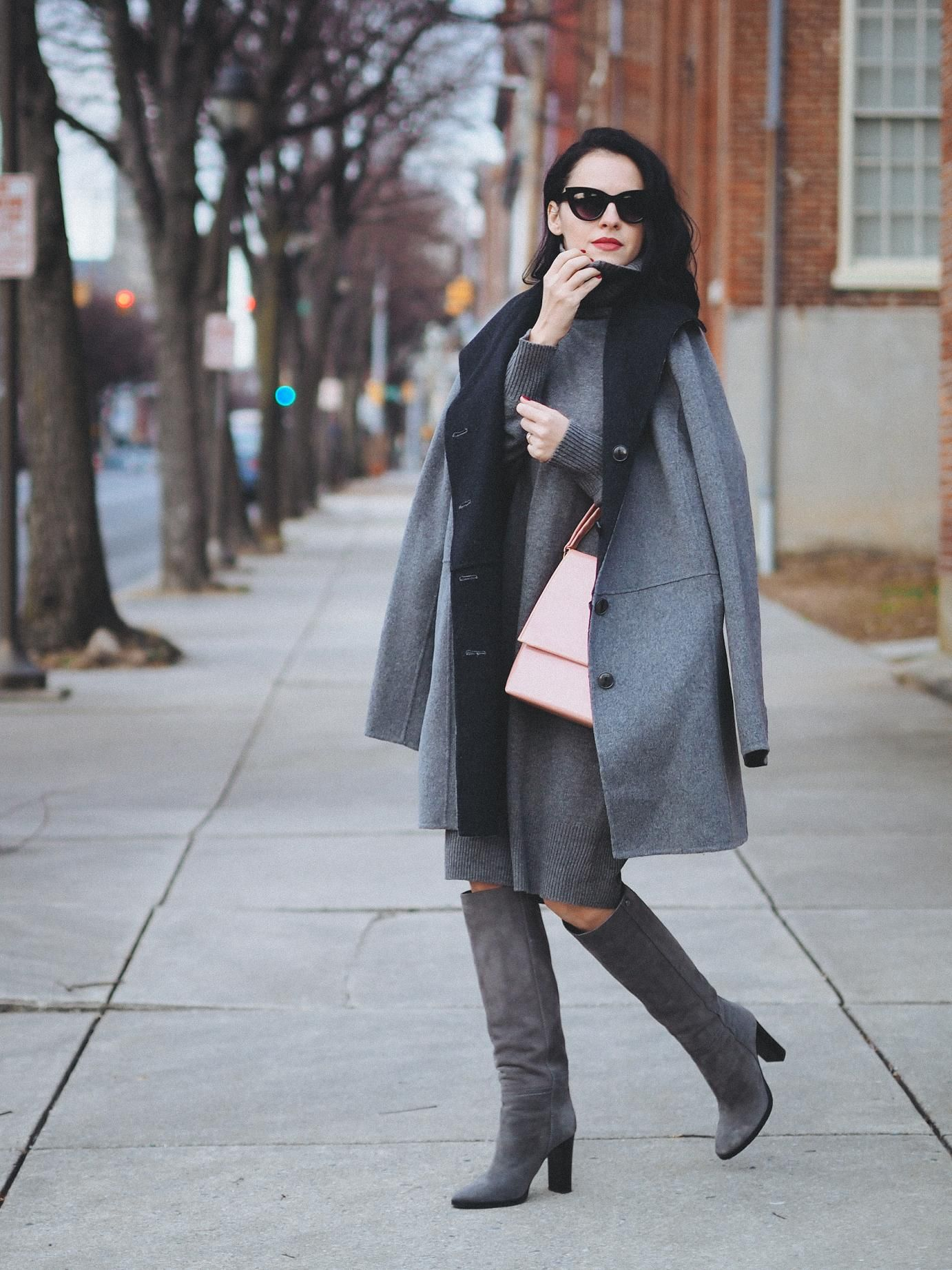 Bittersweet Colours Grey Boots Pinterest Gray Boots Gray And